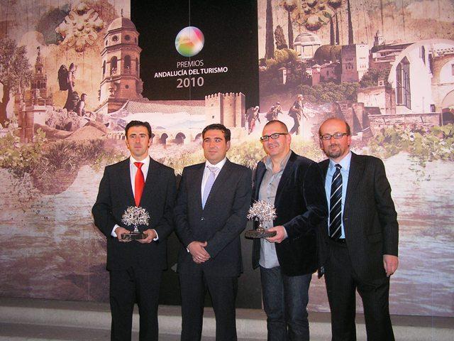 Artificis, mención especial en los premios Andalucía de Turismo 2010