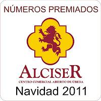 PREMIOS DEL SORTE DE ALCISER ENESTA NAVIDAD 2011