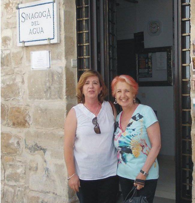 Rosa María Calaf en Úbeda y Baeza