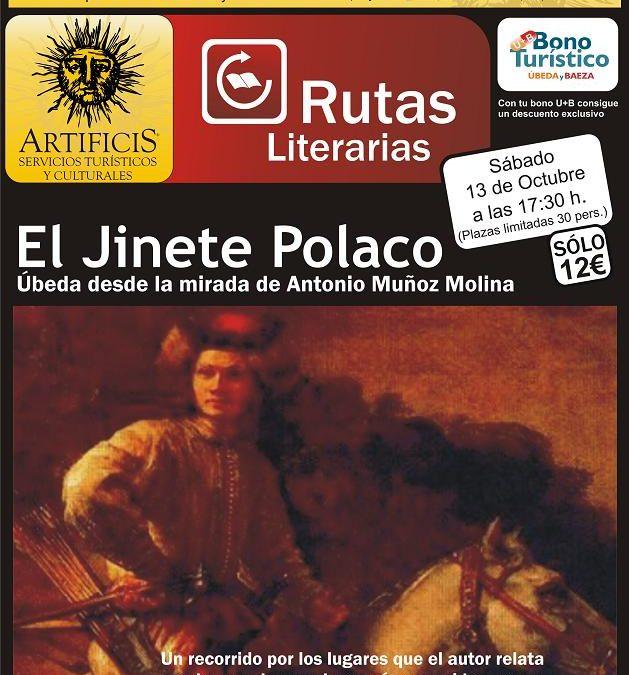 Ruta Literaria «El Jinete Polaco»