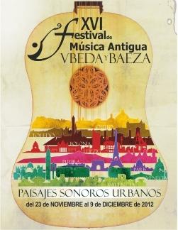 Ya están a la venta las entradas para el XVI Festival de Música Antígua de Úbeda y Baeza