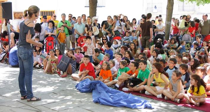 Comienzan los preparativos del Festival de Cuentos 'En Úbeda se cuenta…'