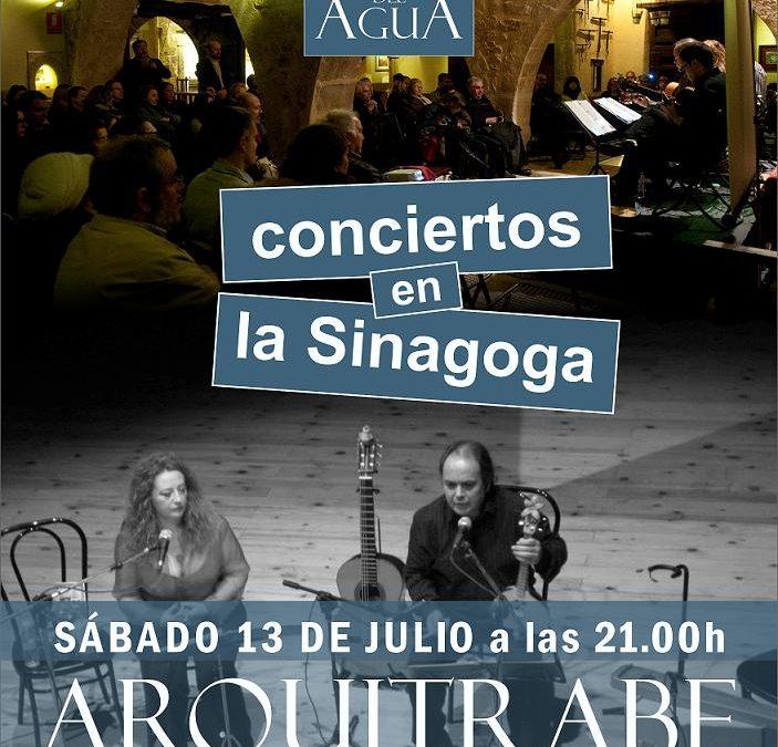 Concierto extraordinario en la SINAGOGA del AGUA / UBEDAyBAEZA 10