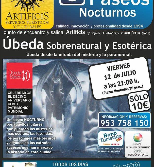 RUTA SOBRENATURAL Y ESOTÉRICA / UBEDAYBAEZA10