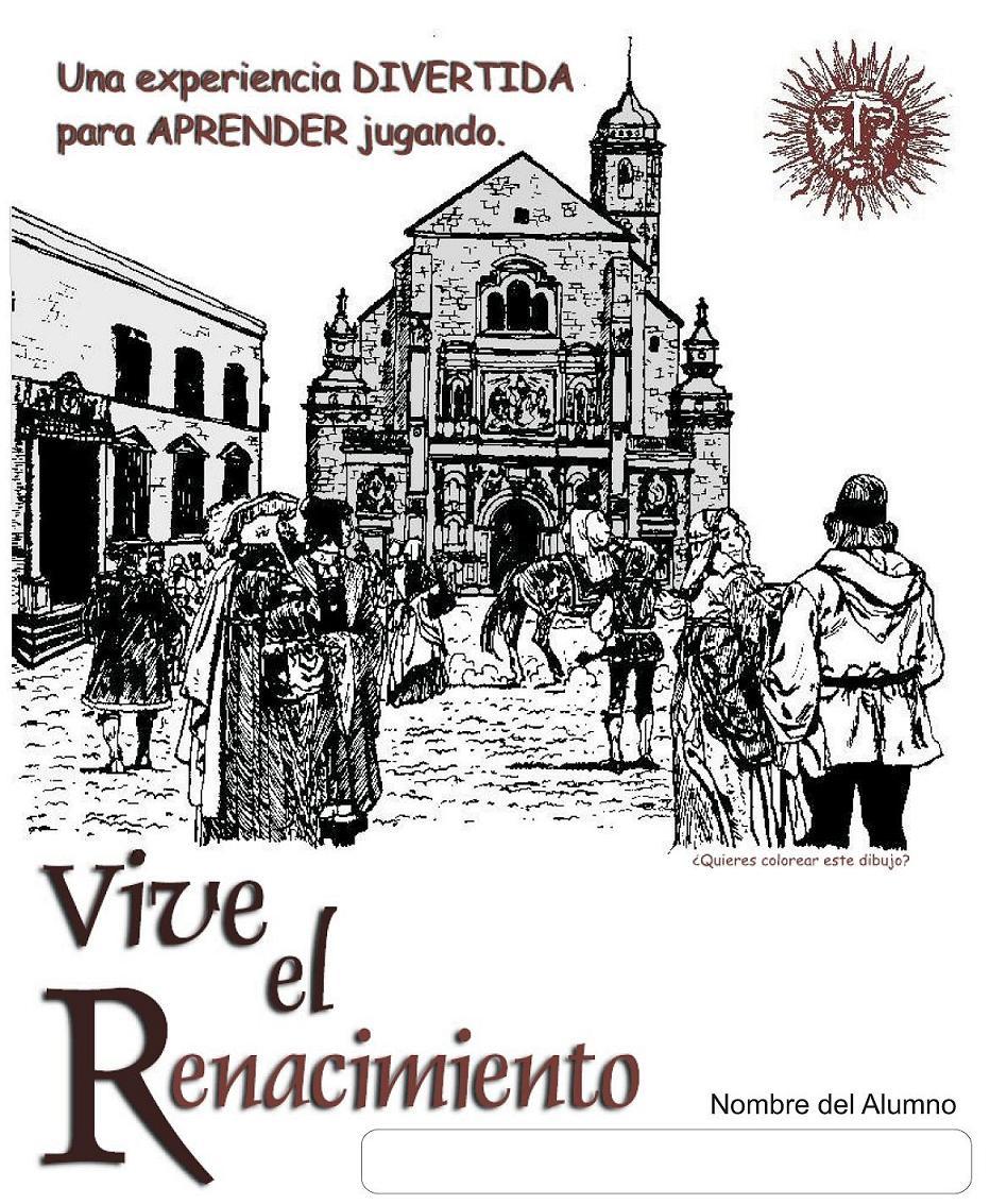 Cuadernillo Vive el Renacimiento