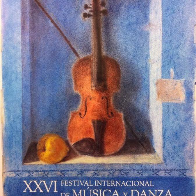 XXVI FESTIVAL DE MÚSICA Y DANZA «CIUDAD DE ÚBEDA»