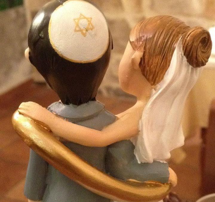 Boda judía en la Sinagoga del Agua