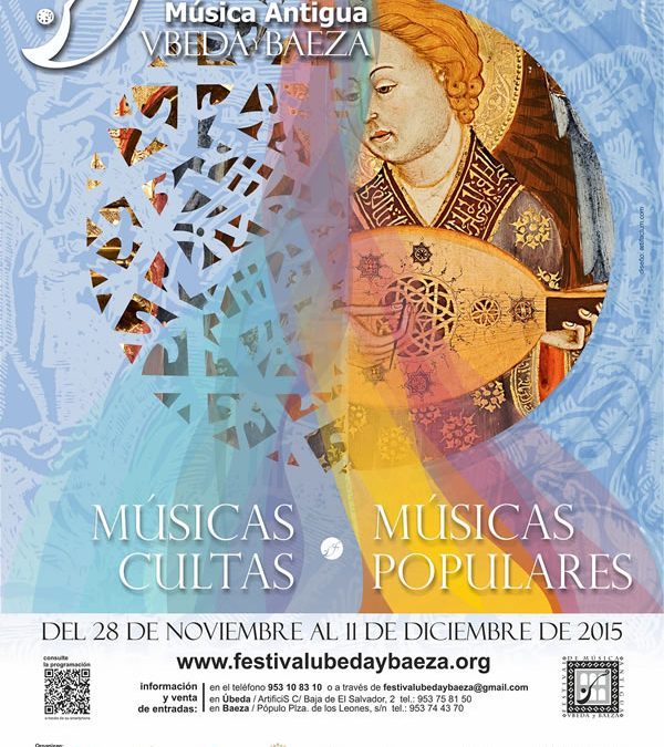 XIX Festival de Música Antigua de Úbeda y Baeza 2015