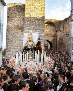 Semana Santa Úbeda. Nuestra Señora de la Soledad