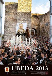 Virgen La Soledad. Semana Santa Úbeda