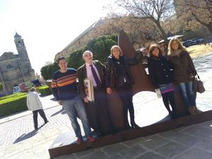 Escultura monumentales. Juan Méjica. ÚBEDA