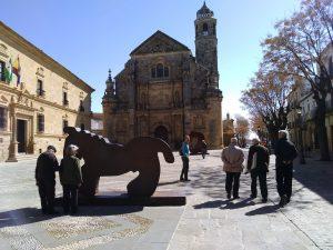 Escultura monumentales. Juan méjica