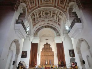 CAPILLA HOSPITAL DE SANTIAGO