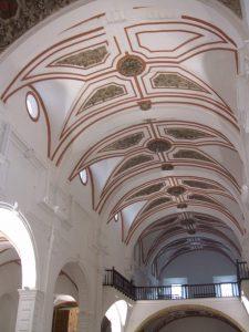 interior iglesia-de-la-santisima-trinidad