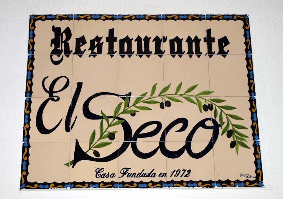 """RESTAURANTE """"EL SECO"""""""