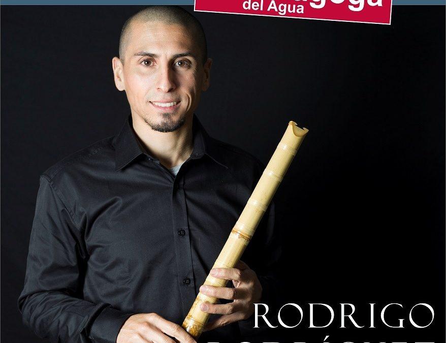 CONCIERTO DE RODRIGO RODRÍGUEZ (flauta Shakuhachi) en la SINAGOGA del AGUA