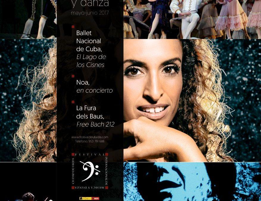 """XXIX Festival Internacional de Música y Danza """"Ciudad de Úbeda"""""""