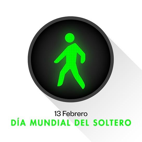 13 de Febrero. Día del Soltero.