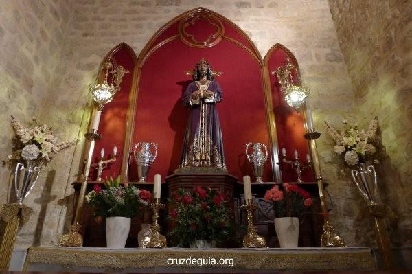 Cristo de Medinaceli, una tradición generación tras generación.