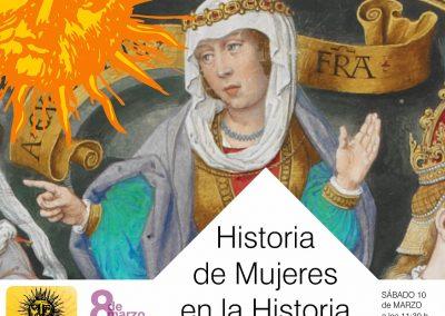"""Ruta Temática: """"HISTORIA DE MUJERES EN LA HISTORIA DE ÚBEDA"""""""