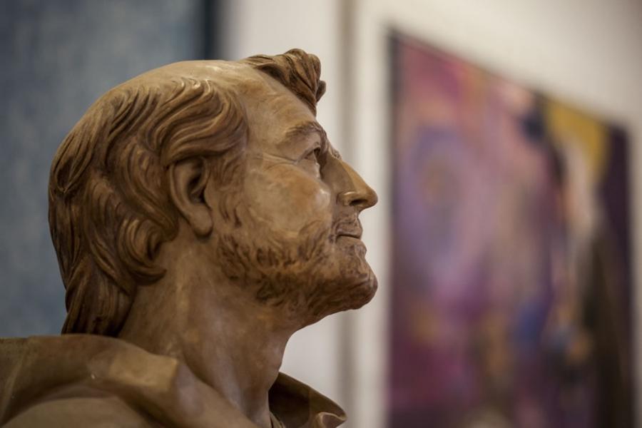 Museo San Juan de la Cruz-Sala Paco Tito