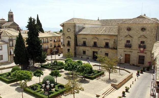 Plaza de los Caídos – Fiestas del Renacimiento