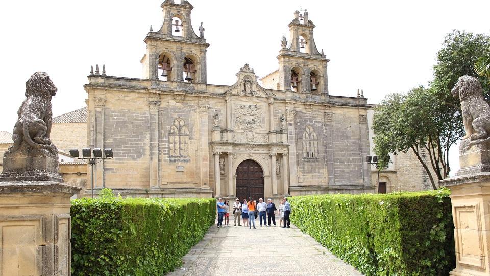 Basílica Menor de Santa María de los Reales Alcázares.