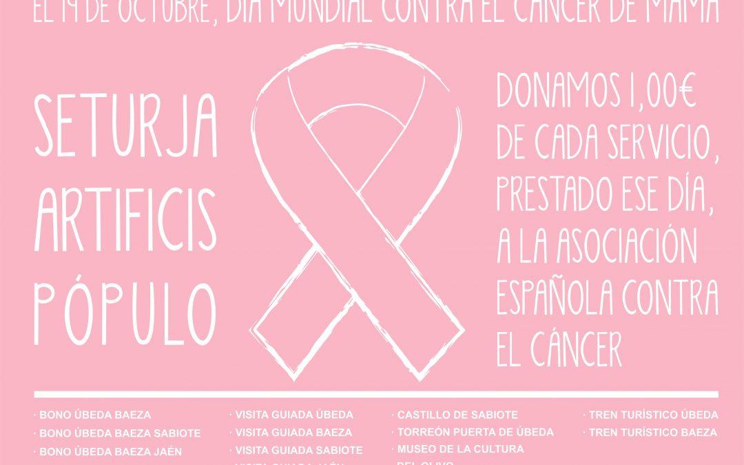 Día Mundial contra el cáncer de mama:
