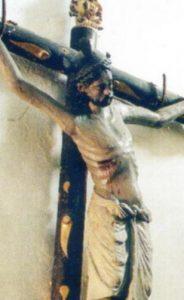 Cristo Cuatro Clavos