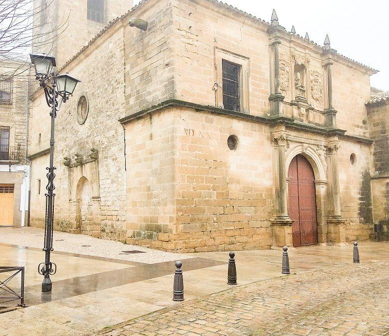 Iglesia de San Pedro de Úbeda.