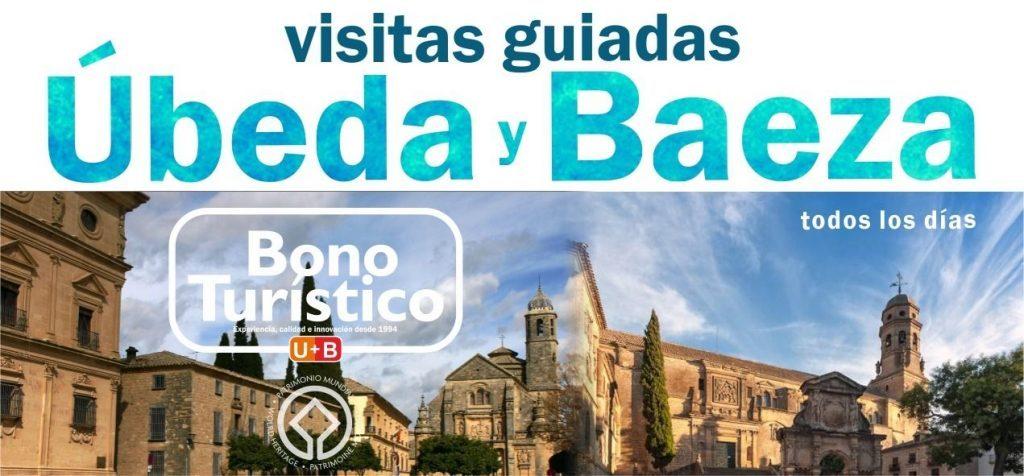 bono turistico Ubeda y Baeza