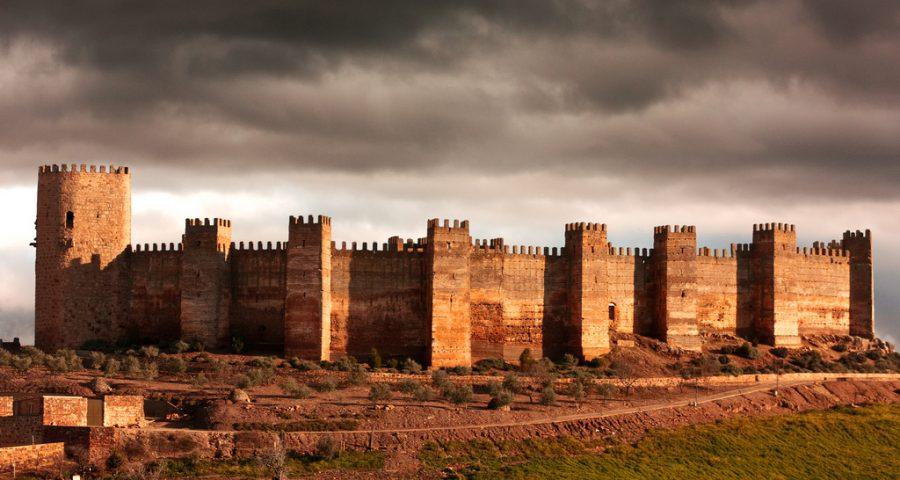 Jaén, Tierra de Castillos.