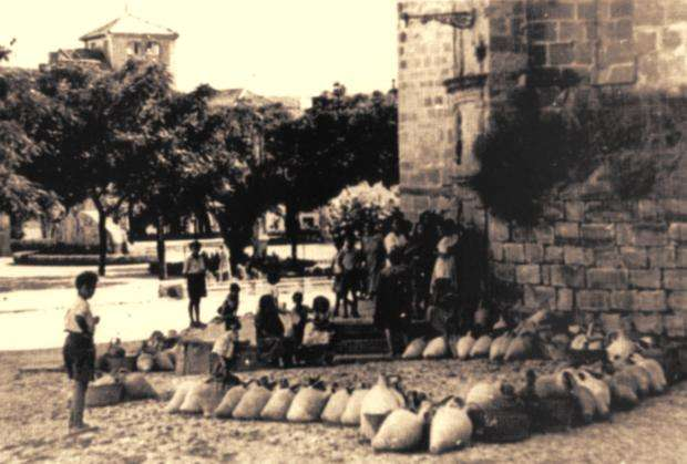 Fuente de San Pablo