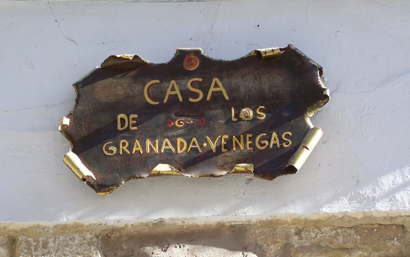 Casa Palacio Granada – Venegas