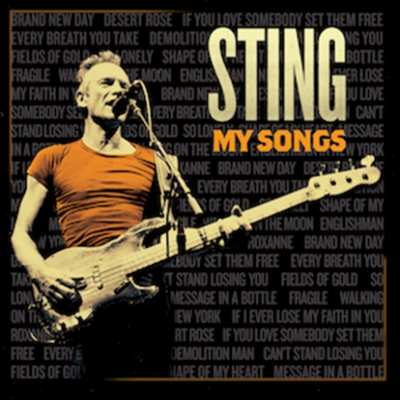 Concierto Sting- My Songs