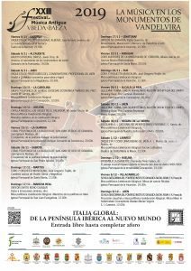 Festival de Múisca Antigua de Úbeda y Baeza