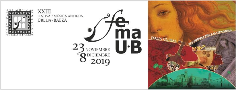Festival de Música Antigua de Úbeda y Baeza 2019