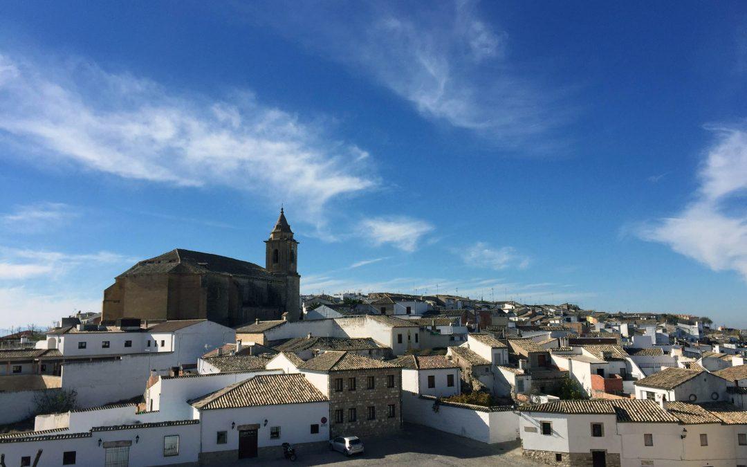Pueblos de Jaén: Sabiote
